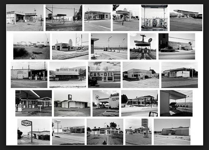 26 estaciones de servicio Ruscha