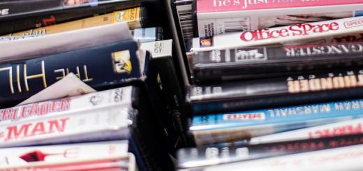 DVDs = Clutter